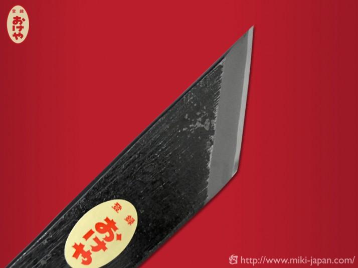 大阪型鰻裂き 黒打仕上 36mm 箱入