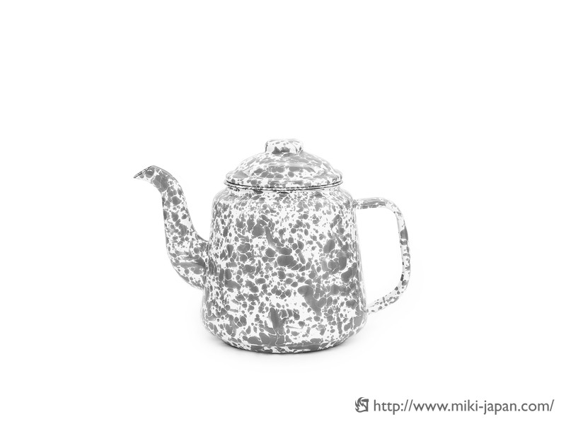 CROW CANYON HOME TEAPOT GREY