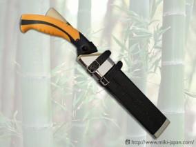 竹割鉈二丁差(鉈180mm)LBタイプ