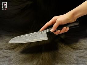羽々斬(はばきり) 牛刀 180