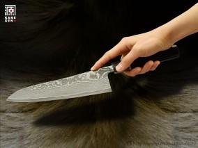 羽々斬(はばきり) 牛刀 210