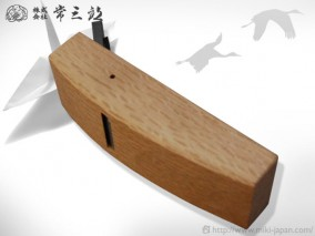 ハイス 反り鉋押(裏)金付 36mm