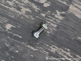 ネジ一式 B型145mm剪定鋏・ガーデニング鋏用