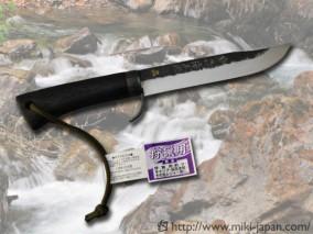 黒 本革サック付 165mm
