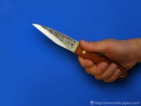 折込小刀 両刃