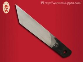 本鍛造 大阪型鰻裂き 黒打仕上 30mm 箱入