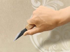 みきかじや村 Garden Knife ストレート(片刃)