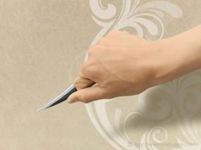 みきかじや村 Garden Knife カーブ(片刃)