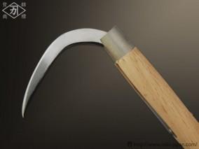 ステンレス爪唐津型鯨鉤 390mm