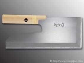切れ者ステン金Ⅱ号麺切包丁 270