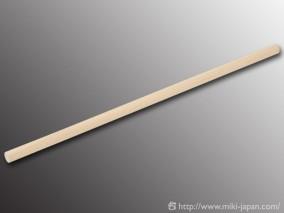 麺棒(檜) 750x30mm
