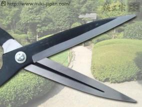 鋭型刈込鋏 青紙 210mm
