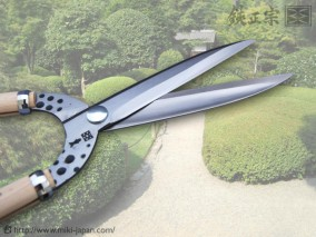 葉刈門型みがき 青紙スーパー 210mm