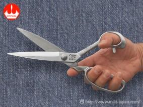 白鷺の華 ラシャ切鋏 240mm 厚刃