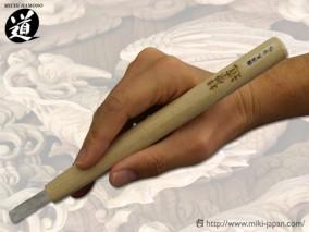 ハイス彫刻刀 極浅丸 12mm