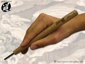 ハイス彫刻刀 三角(45°) 3.0mm