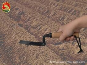 手打鍛造 除草こて 小