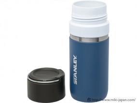 STANLEY ゴーシリーズ セラミバック 真空ボトル 0.47L ネイビー
