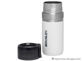 STANLEY ゴーシリーズ 真空ボトル 0.47L ホワイト