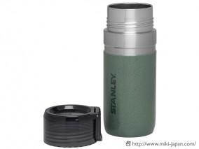 STANLEY ゴーシリーズ 真空ボトル 0.47L グリーン