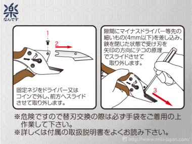替刃セット(上刃・受刃)