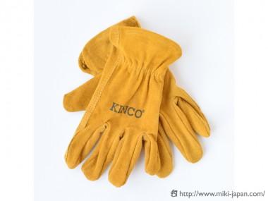 KINCO Cowhide Driver Gloves S