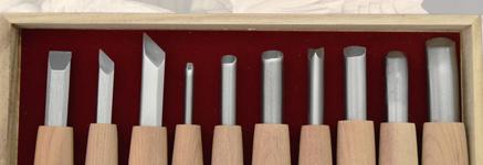 ハイス彫刻刀セット