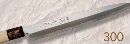 柳刃(刺身)包丁300 シリーズ