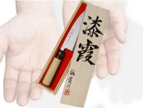 蒔絵『金鳳凰』青紙鋼カスミ仕上包丁