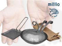 millio鍛造フライパン・鉄板