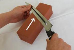 刈込鋏の研ぎ方・お手入れ方法